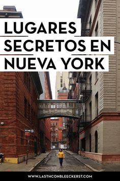 10 secret places in New York 10 lugares secretos en Nueva York Not all will appear in travel guides, keep in mind the secret places you will find in New York. Cheap Places To Travel, Top Travel Destinations, Places To Go, New York Vacation, New York City Travel, Mexico Travel, Travel Guides, Travel Tips, Travel Info