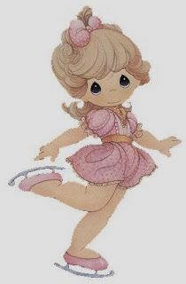 Precious Moments Coloring Pages, Precious Moments Figurines, Bride Dolls, Holly Hobbie, Beginner Painting, Digital Stamps, Pink Girl, Cross Stitch Patterns, Snoopy