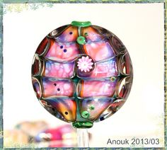 Pink Turtle by Anouk Jasperse, via Flickr