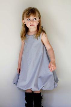 bubble dress • pattern pdf