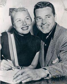Barbara Payton & Tom Neal