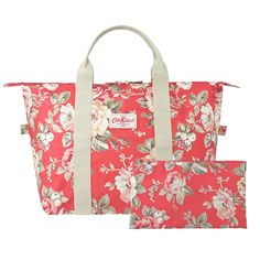 Garden Rose Foldaway Shopper Bag | Bags | CathKidston
