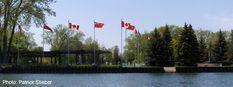 Toronto Visitor Tips Centre Island, Ontario, Flags, Toronto, City, National Flag, Cities