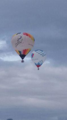 Zum Start in ein neues Monat und eine neue Woche noch mal ein paar Eindrücke der Ballons die letzte Woche bei uns Station gemacht hatten. Neuer Monat, Das Hotel, New Week, Interesting Facts, Couple