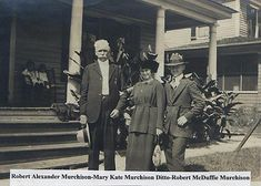 alexander murchison | ... Robert Alexander Murchison and Mary Ruth (Mollie) Goldston Murchison