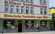 Das Kölner Senfmuseum Am Holzmarkt 79-83