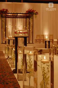 Aisle Decor : Occasions By Shangri-La | Wedding Decorations