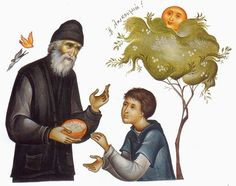 """""""I wish you many years — but not for them to be too happy, because happiness in the world isn't really so healthy. When a man is too happy in this world, he forgets God and forgets death."""" – Elder Paisius May we """"remember God more often than [we] breathe."""" (St. Gregory the Theologian) Lord Jesus Christ, Son of God, have mercy upon me a sinner."""