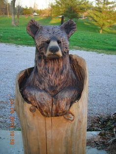 horses on stumps | Sale: Chainsaw Carvings