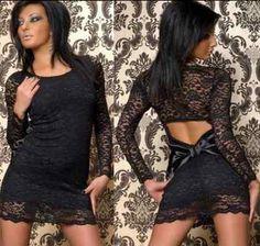 Plus size Lace Dress 16 18 XL XXL  $24.95 http://www.ebay.com.au/itm/Sexy-Black-Plus-Size-Dress-Evening-Lace-Size-16-18-Fashion-Cocktail-Club-Wear-/281008246201?pt=AU_Womens_Clothing_2==item8713a3d10a#ht_910wt_1146