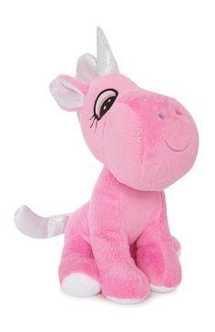 Pink Unicorn Toy