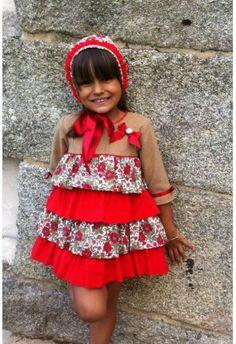 Eva Castro vestido flores de otoño    http://www.suenodehadas.com/tienda/index.php?route=product/product&manufacturer_id=17&product_id=212