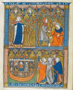 Somme le Roi, MS 28162, Fol 007v, ~1290-1300, France