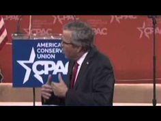 Republicans walk out during Jeb Bush CPAC talk (VIDEO)