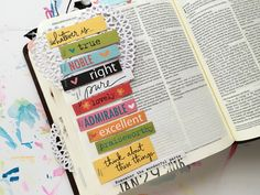 Illustrator Faith Whatever is Lovely, Even When Lonely Book Of Philippians, Scripture Canvas, Bible Study Journal, Art Journaling, Bible Studies For Beginners, Bible Art, Bible Verses, Scriptures, Bible Notes