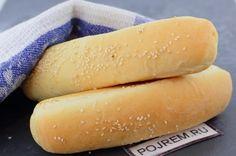Рецепт булочек для хот-догов - рецепт с фото