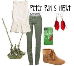Disney Fashion by @Courtdawggg   on Polyvore Love this classic ride :)