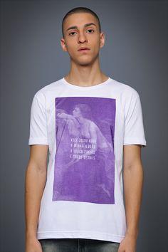 Camiseta Tarde Demais