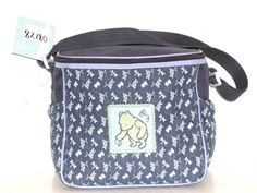 Classic Pooh Baby Shower Diaper Bag Superior Quality | eBay