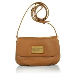 Marc by Marc Jacobs – Classic Q Flap Percy Smoked Almond - Marc by Marc Jacobs Classic Q Flap Percy Smoked Almond Handtaschen