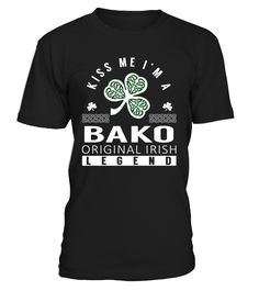 BAKO Original Irish Legend