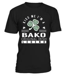 BAKO Original Irish Legend