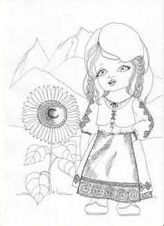 Romancuta Easter Crafts, Crafts For Kids, 1 Decembrie, Transylvania Romania, Traditional Outfits, Art Forms, Quilling, Christmas Time, Coloring Pages