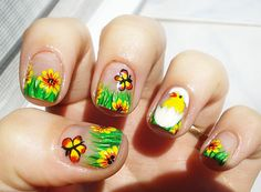 19 Best Easter Nail Art Designs For Your Inspiration ‹ ALL FOR FASHION DESIGN