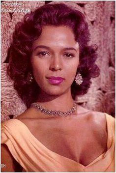 Dorothy Jean Dandridge (November 9, 1922 – September 8, 1965) was an American actress and singer and the first African-American to be nominated for an Academy Award for Best Actress. Description from pinterest.com. I searched for this on bing.com/images
