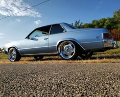 Buick Grand National, Custom Muscle Cars, Chevrolet Malibu, First Car, Cars Motorcycles, Old School, Chevy, Classic Cars, Dreams