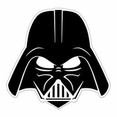 Star Wars Free Printable Mask Star Wars Birthday Star Wars Free Printable Mask Darth Vader Printable Coloring Pages Darth Vader Star Wars, Darth Vader Stencil, Star Wars Stencil, Darth Vader Mask, Vader Helmet, Darth Vader Cakes, Star Wars Party, Theme Star Wars, Star Wars Film