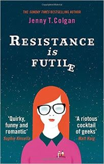 Download ebooks in the country we love pdf epub mobi by diane review of resistance is futile by jenny colgan fandeluxe Gallery