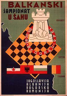 1946 Balkan Championship Belgrade