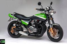 Umbau einer Kawasaki Z 900......#GIB..... Custombikes von Green Island Bikes