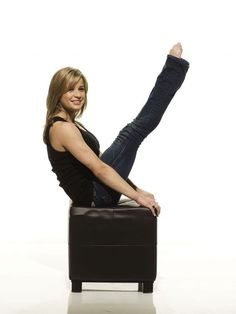 Snowed in? Can't get to the gym? Don't let the cold or off season ruin your workout. Workout like #AliciaSacramone with this no-equipment-needed gymnastics routine! #gymnasticsworkout