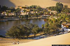 Huacachina, The Tiny Peruvian Oasis That Might Just Disappear