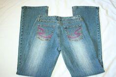 Southpole jeans bootcut low rise size 9 #Southpole #BootCut