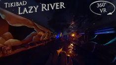 Tikibad 2019 Lazy River 360° VR POV Onride Try Again, Vr, Lazy