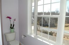 Bamboo blinds from lowes sherwin williams kilim beige - Bathroom remodeling charlottesville va ...