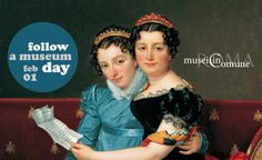 #Followamuseum Day on February 1st! Follow us & tell your friends to follow us! http://followamuseum.de/what-is-followamuseum-day/ via Rome´s Civic Network