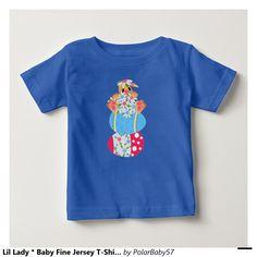 Lil Lady * Baby Fine Jersey T-Shirt