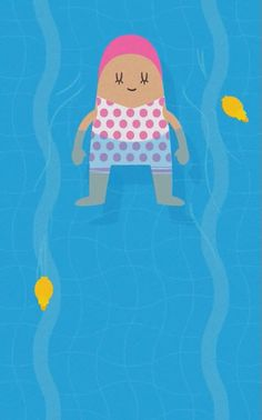 A day at the pool? Make plans to enjoy the warmer weather this summer with this animated Evite invitation! Animiertes Gif, Animation Stop Motion, Graffiti Doodles, Happy Birthday Wallpaper, Easy Canvas Art, Underwater Art, Animation Tutorial, Wallpaper Iphone Disney, Cute Gif