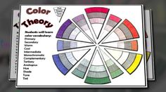 'Painted Color Wheels' - created with Animoto. Click to watch the video!