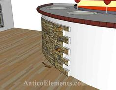 Faux Stone panels around a curve or over a less expensive, plain receptionist desk. Faux Stone Panels, Faux Panels, Receptionist Desk, Office Floor Plan, Boutique Spa, Spa Rooms, Curve Design, Office Interiors, Interior Office