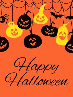 78 best halloween cards images on pinterest anniversary greeting send free fun halloween card to loved ones on birthday greeting cards by davia m4hsunfo