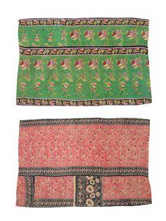 Vintage Kantha Quilt 007 | Fossik