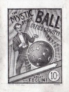 Mystic Spirit Ball