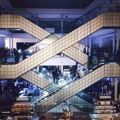 Inauguration de l'exposition Brooklyn Rive Gauche au Bon Marché jusqu'au 17 octobre 2015. @lebonmarche, 24 rue de Sèvres - Paris 7