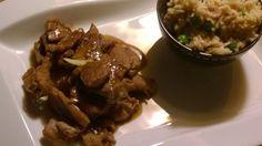 Porc au caramel par Benkku81 Porc Au Caramel, Sauce, Beef, Food, Filet Mignon, Meat, Recipe, Kitchens, Essen