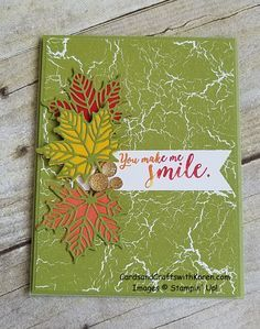 Stamp Set with Stamps for Every Season | Cards and Crafts with Karen